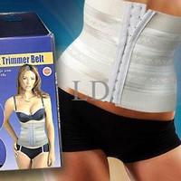 Waist Trimmer Belt / Korset Pelangsing murah/ as seen on tv P23ML