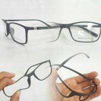 Frame Kacamata Porsche Design P8360 + gratis lensa minus/plus/silinder