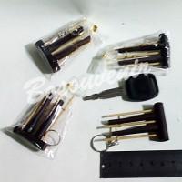 Souvenir Gantungan kunci Angklung