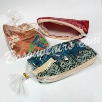 Souvenir Dompet Batik Sleting
