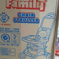 KURSI MAKAN BAYI / CHAIR STROLLER FAMILY (STROLLER KURSI)FC-8288