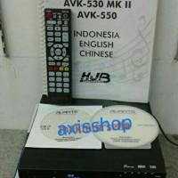 dvd karoke advante amk 220 ( ribuan lagu ) new