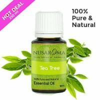 250ml Tea Tree Essential Oil (Minyak Teh) 100% Pure & Natural