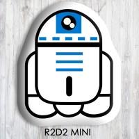 Bantal Boneka Dekorasi Superhero - Large R2D2 Mini