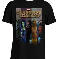 Kaos Marvel Superhero Guardian Of The Galaxy 1