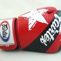 Sarung Tinju/ Glove size: 8,10,12,14 + Handwrap Fairtex sepasang