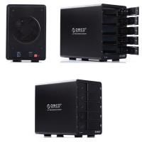 Orico 9558RU3 5 Bay External RAID Aluminium Enclosure - USB 3.0 3.5'