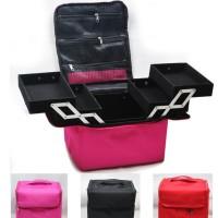Koper Tas Make Up Artist Kosmetik Beauty Case Bag Organizer Box Mewa