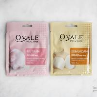 OVALE Facial Mask 15g | Masker Bubuk
