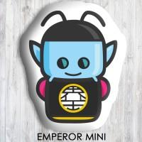 Bantal Boneka Dekorasi Superhero - XtraLarge Emperor Mini
