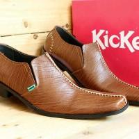 Kickers Pantofel GT/ Bally Almost Sip on /Sepatu Formal Kerja