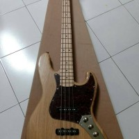 Bass fender jazz natural