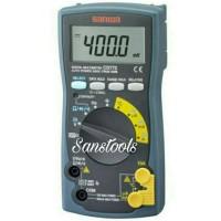 Sanwa CD-772 digital multimeter multitester TRUE RMS CD772 JAPAN ASLI