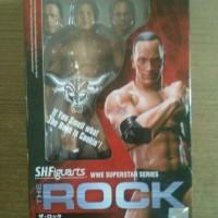 shf the rock wwe