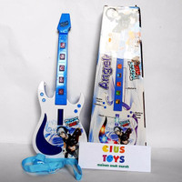 Mainan Gitar Anak Music Electric Gitar Avenger / gitar frozen / angelo