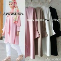 Baju Atasan / Blouse Muslim / Tunik Arumi Top