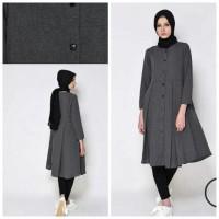 Baju Atasan Blouse Tunik Wanita Baju Muslim Balqis Tunik