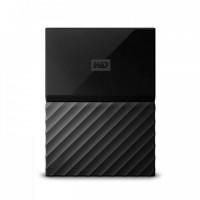 WD My Passport ULTRA New Design Portable 2TB Hard Disk Eksternal Black