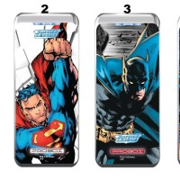 PROBOX Power Bank 5200MAH DC JUSTICE LEAGUE - LIMITED