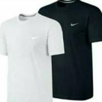 Kaos Tshirt BIG SIZE XXXL-XXXXL NIKE SPORT PUTIH DAN HITAM