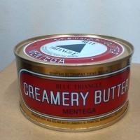 Blue Triangle Creamery Butter (mentega) 340gr