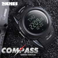 SKMEI Compass 1231 Original - Jam Tangan Pria Sport Outdoor Anti Air