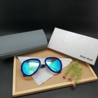 Kaca Mata Miu-miu (TIDAK FULLSET) - Kacamata Sunglasses Wanita Bludru