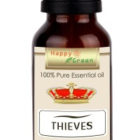 Happy Green Original Thieves Essential Oil 5 ml - Minyak u/ imunitas
