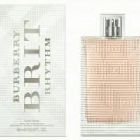 Parfum Original Burberry Brit Rhythm For Women EDT 90ml