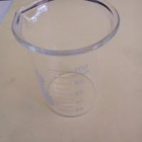 BEAKER GLASS RRC KACA 100ML