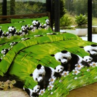 Bedcover Lady Rose Disperse 180 - Panda - Best Product