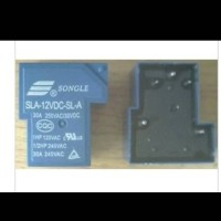 relay songle 12v atau 24v 30a bagus t bemo buat amplifier / mesin las