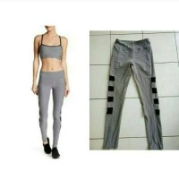 legging gottex grey mesh