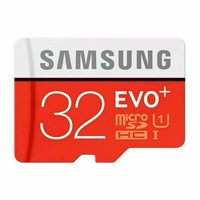 [Promo] Memory Samsung 32 Gb Micro SD Class 10 Evo Plus Micro Sdhc Ca
