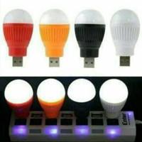 Neo Bohlam Lampu LED USB Mini Bulb 3 Watt for Computer Laptop Power Ba