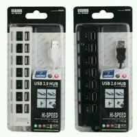USB Hub 7 Port ON-OFF USB 2.0 | SKU 592