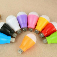 [Buy 1 Get 1] 5W USB LED Light Bulb Emergency Lamp - Lampu Bohlam Mini