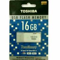 [Buy 1 Get 1] Flashdisk Toshiba 16 GB | SKU 782