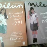 Novel. Dilan 1991 dan Milea