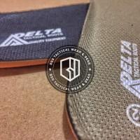 Insole Sepatu Tactical Delta Outdoor Boots Cordura Best Limited