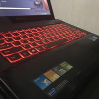 Termurah Refurbished Rekondisi Laptop Lenovo Y400 Core i7 Gen 3 Ram