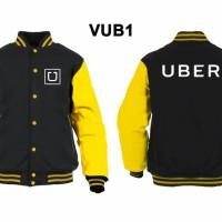 Jaket Uber model varsity/ baseball, VUB