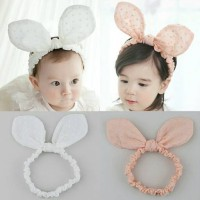 bando kelinci bayi dan anak headband