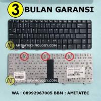Keyboard Laptop ORIGINAL HP Compaq Presario V3000, HP Pavilion DV2000