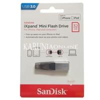 SanDisk iXpand Mini 32GB OTG Flash Drive for iPhone iPad