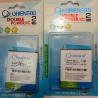 Baterai Double Power Advan S5J 3800mAh Oriens 88