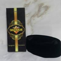 Peci /Songkok hitam Wadimor