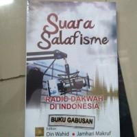BUKU SUARA SALAFISME RADIO DAKWAH DI INDONESIA cr