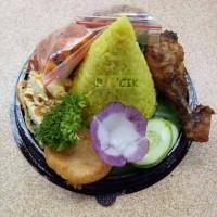 Menerima Pesanan Tumpeng Mini Nasi Kuning Home Made