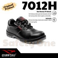 Cheetah 7012H - Sepatu Safety Shoes Ringan Anti Statis Ergonomis